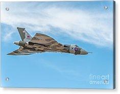 Avro Vulcan Xh558  Acrylic Print