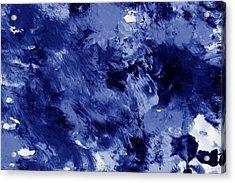 Awakened Sky- Abstract Art By Linda Woods Acrylic Print