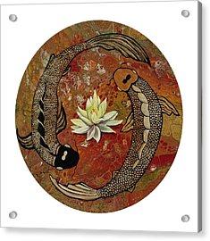 Acrylic Print featuring the painting Awakening by Darice Machel McGuire