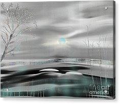 Natural High Acrylic Print
