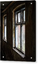 Acrylic Print featuring the photograph Away From The World by Odd Jeppesen