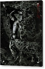 Azazel Acrylic Print by Cambion Art