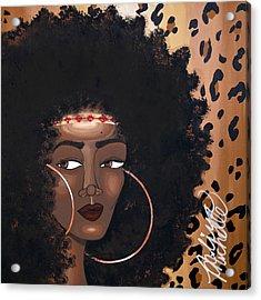 Azima Acrylic Print