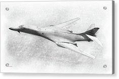 B-1b Lancer Acrylic Print