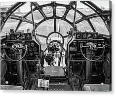 B-29 Fifi Acrylic Print