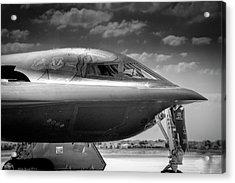 B2 Spirit Bomber Acrylic Print