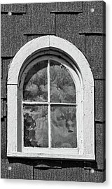 Acrylic Print featuring the photograph Babcock Window 2273 by Guy Whiteley