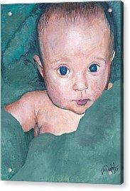 Baby A Acrylic Print