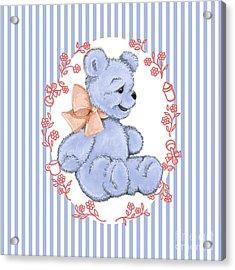 Baby Bear Acrylic Print