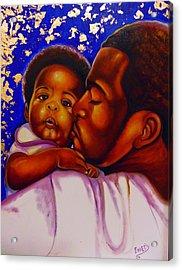 Baby Boy Acrylic Print