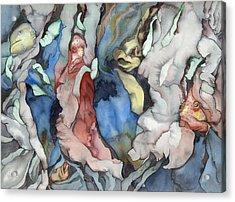 Back To My Soul Acrylic Print by Liduine Bekman