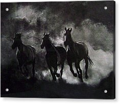 Back To The Wild Acrylic Print