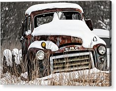 Backlot Treasure Acrylic Print