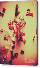 Bad Habits Acrylic Print by Jorgo Photography - Wall Art Gallery