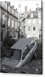 Bad Parking Acrylic Print by Jez C Self