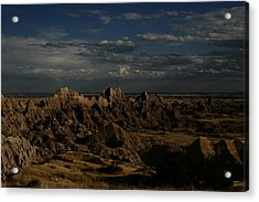 Badlands National Park Acrylic Print