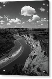 Badlands, North Dakota Acrylic Print
