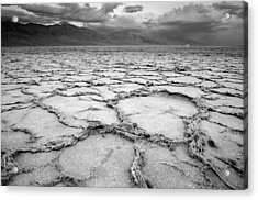 Badwater Acrylic Print