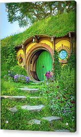 Bag End Acrylic Print
