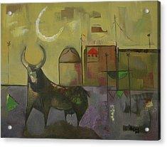 Baghdad Night  Acrylic Print