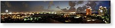 Acrylic Print featuring the photograph Bahama Night by Jerry Battle