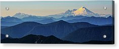 Baker From Pilchuck Acrylic Print