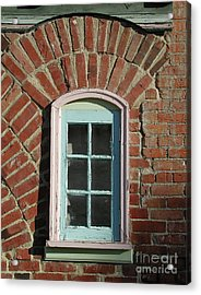 Bakery Window II Acrylic Print