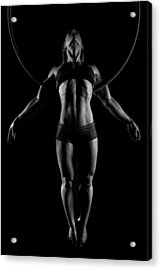 Balance Of Power - Symmetry Acrylic Print