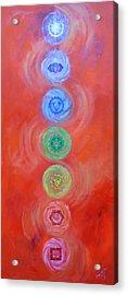 Balance Acrylic Print by Sundara Fawn