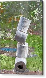 Balanced Diet Acrylic Print