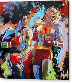 Balboa Acrylic Print