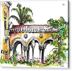 Balboa Park San Diego 3 Acrylic Print