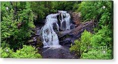 Bald River Falls, Tenn. Acrylic Print
