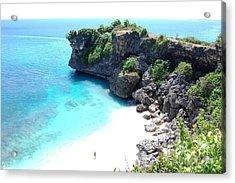 Bali Beach Acrylic Print