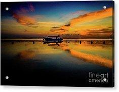 Bali Sunrise 3 Acrylic Print