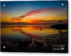 Bali Sunrise II Acrylic Print