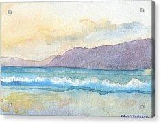 Ballenskelligs Beach Acrylic Print