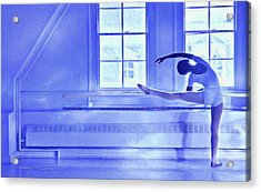 Ballet Acrylic Print by George Robinson