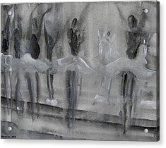 Ballet Sleeping Beauty Acrylic Print