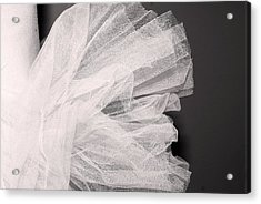 Ballet Tutu Acrylic Print