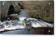 Ballinderry River Acrylic Print