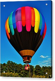 Balloon Colors Acrylic Print
