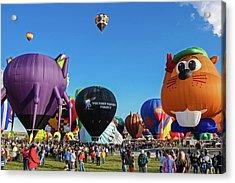 Balloon Fiesta Albuquerque I Acrylic Print