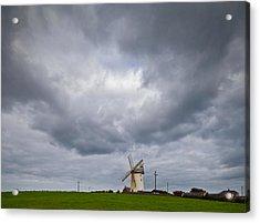 Ballycopeland Windmill, Built Circa Acrylic Print by Panoramic Images