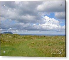 Ballyliffin Ireland Golf 1 Acrylic Print