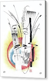 Bamboo 5 Acrylic Print