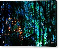 Bamboo Riot Acrylic Print