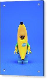 Banana Man Acrylic Print