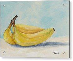 Bananas V Acrylic Print by Torrie Smiley