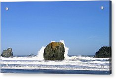 Bandon 14 Acrylic Print by Will Borden